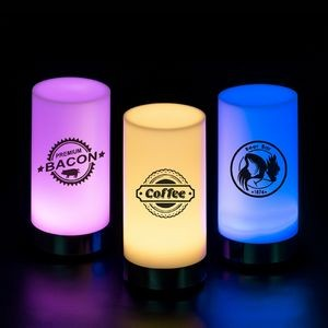 Cylinder Bar Lamp with 3000 mAh Power Bank
